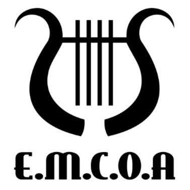 Logo for East Midlands Cinema Organ Association